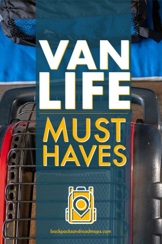 Van life must-haves | Van life essentials |