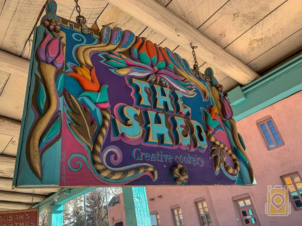 Things to do in Santa Fe: Eat at the Shed. One of the best restaurants in town