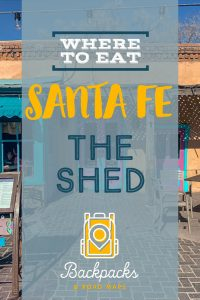 Where to Eat in Santa Fe: The Shed