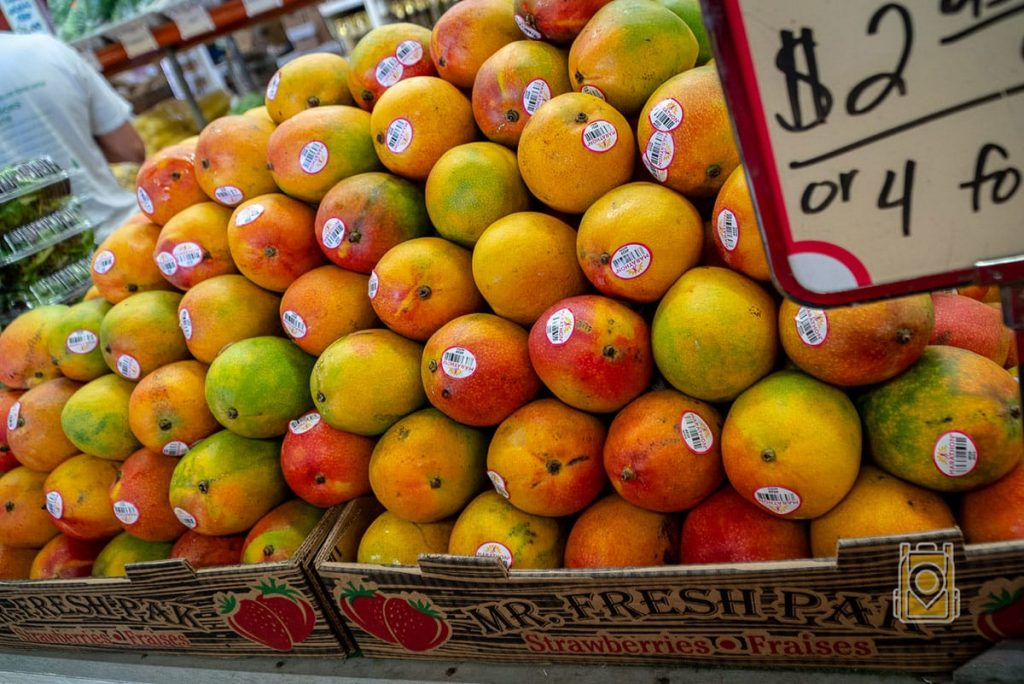 Robert Is Here's mangoes, available for purchase