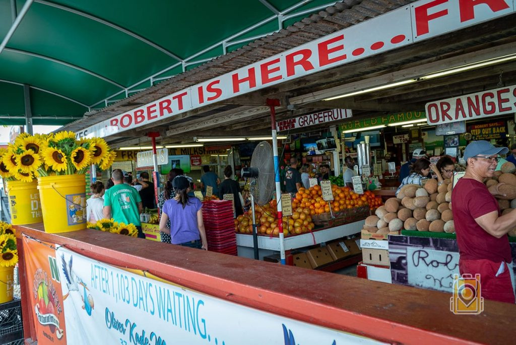 Robert Is Here's fruit stand in south Florida