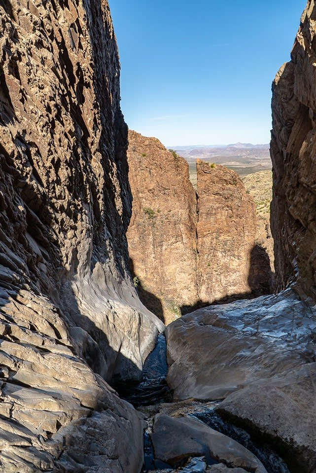 Things to do in Big Bend national park: Hike the Window Trail in the Chisos Basin. It offers spectacular views of the valley below through a narrow opening called the window.