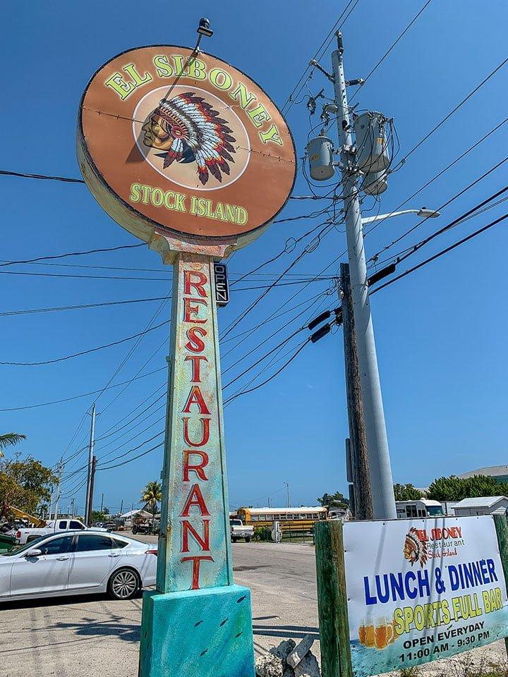 Guide to Key West: try El Siboney, the best Cuban restaurant in Key West.