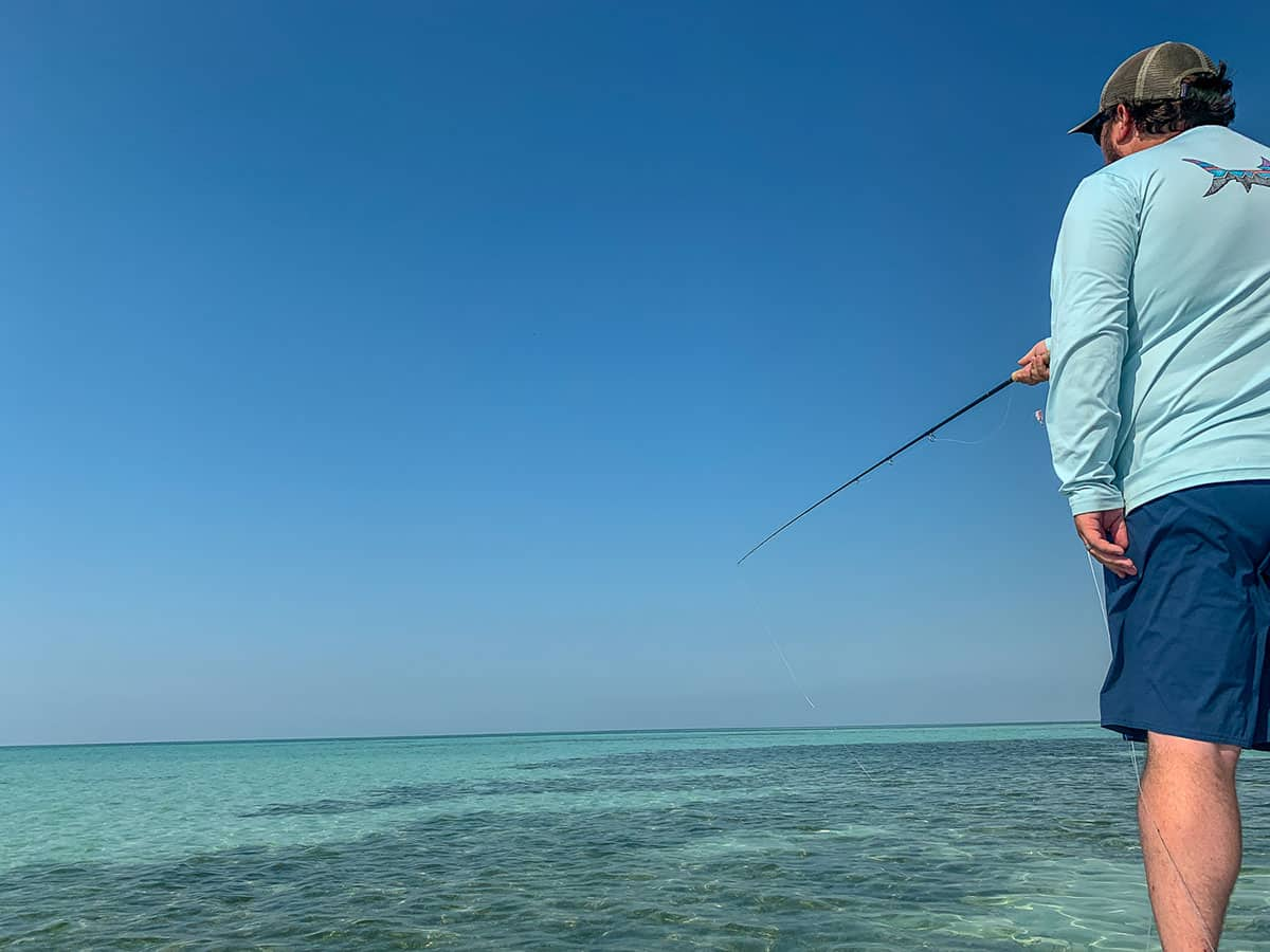 guide to key west: go fly fishing for tarpon and permit on the flats