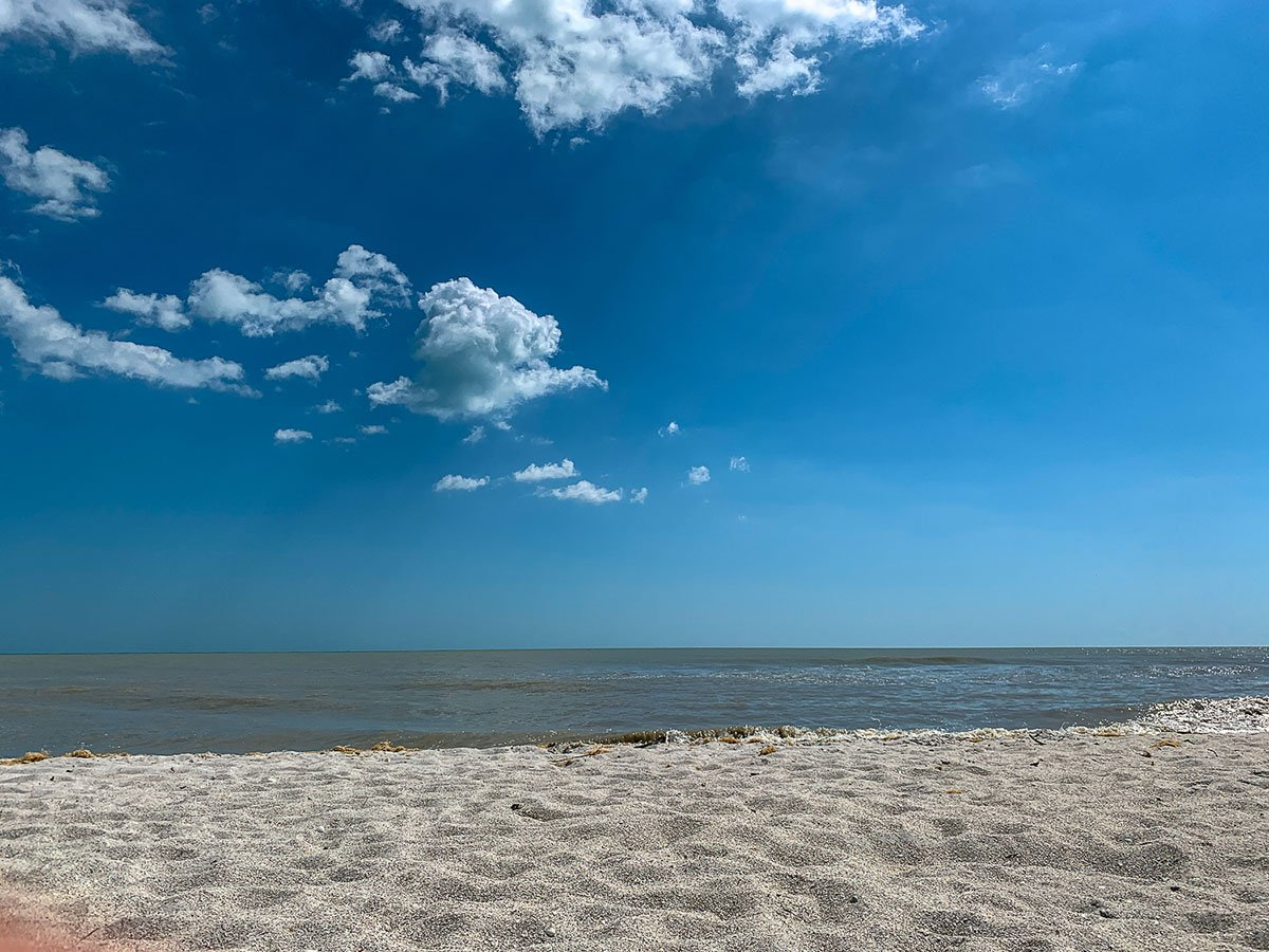 Explore Sanibel Island: the beaches are beautiful, but limited in number.