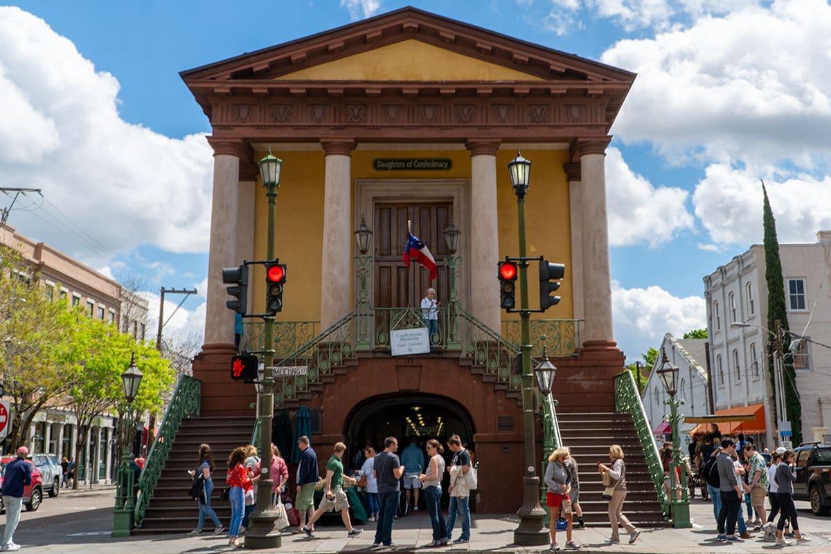 Charleston South Carolina Vacation: Charleston City Market