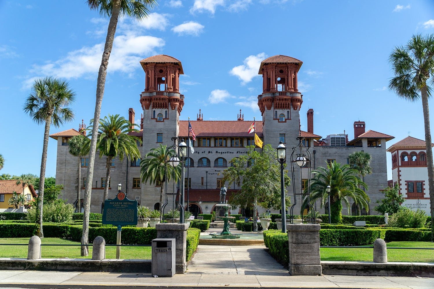 Trip to St. Augustine: Spanish Architecture