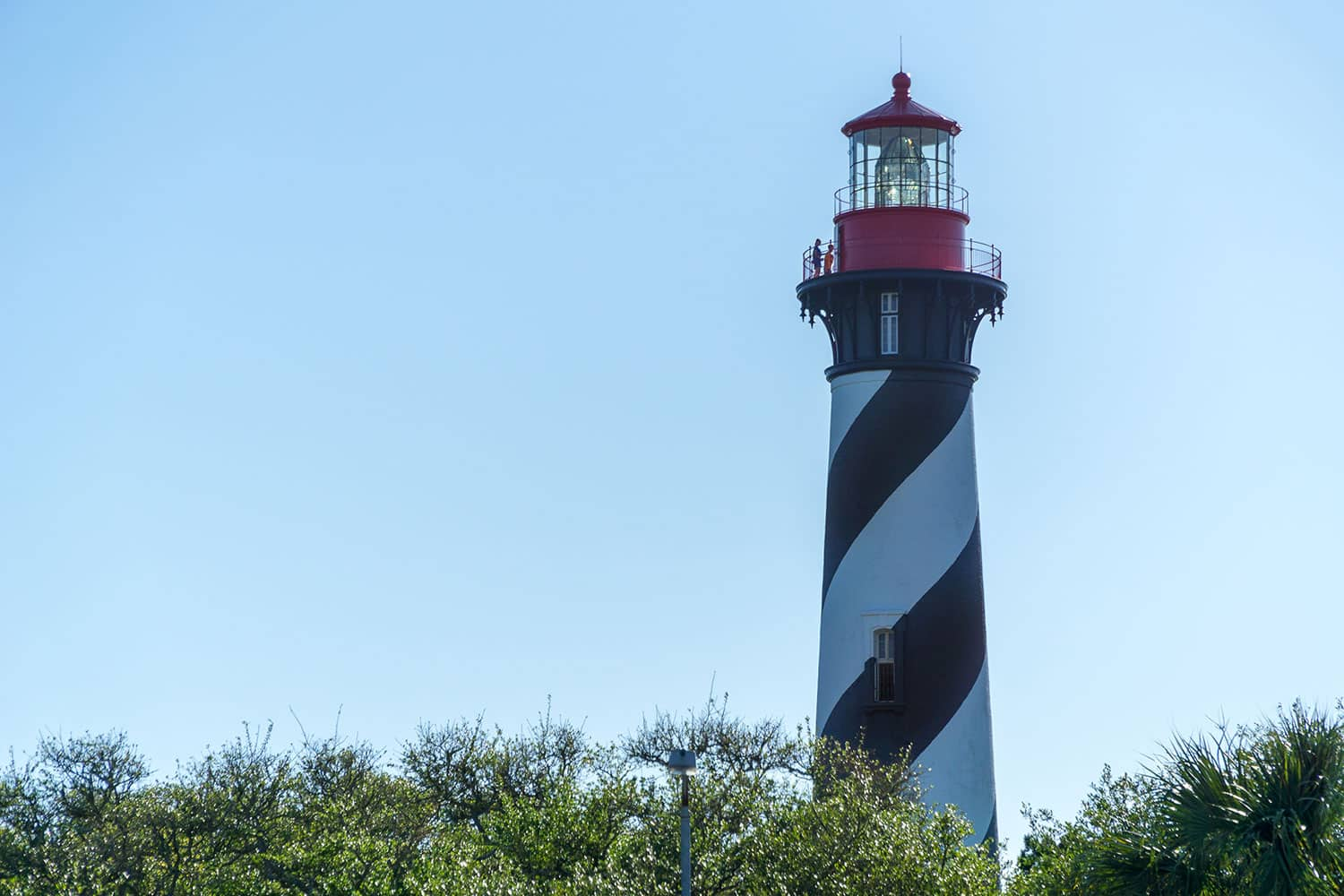 the st. augustine Lighthouse