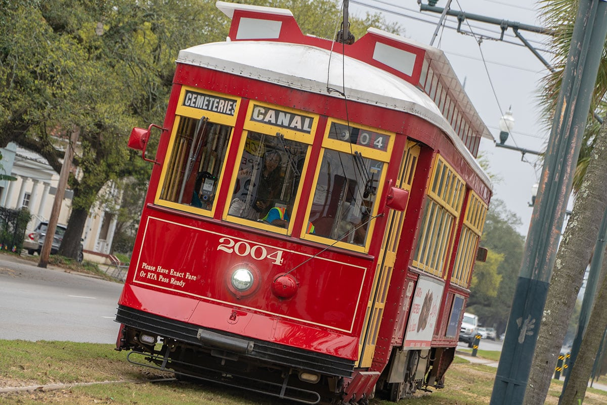 Guide to New Orleans: Streetcar
