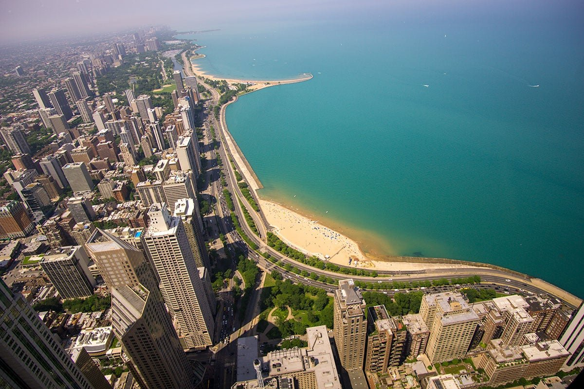 Top 6 Things To Do in Chicago: Views  from Hancock Building