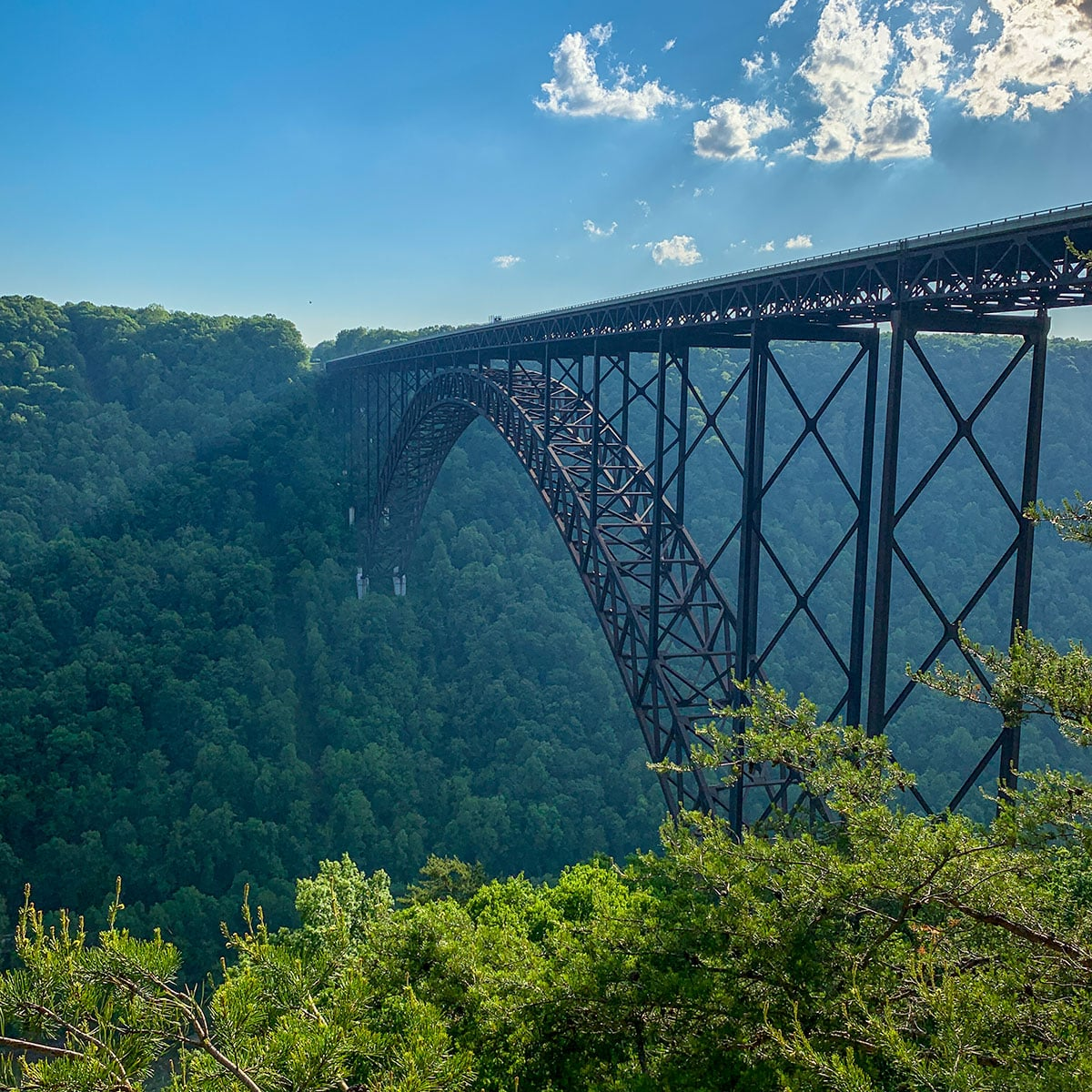 Definitive Guide to the New River Gorge: New River Gorge Bridge