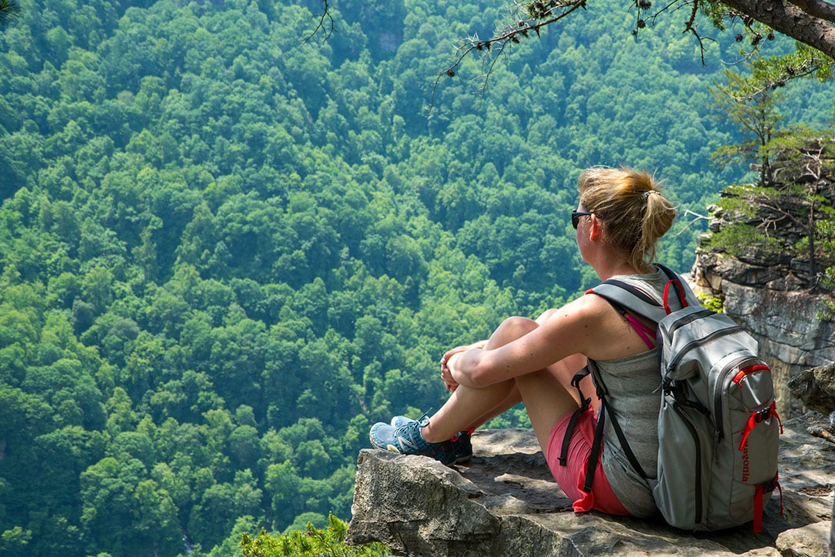 Definitive Guide to the New River Gorge: Scenic Overlook