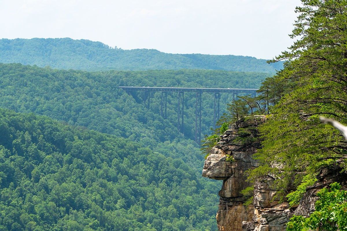 Definitive Guide to the New River Gorge: Bridge and Endless Wall